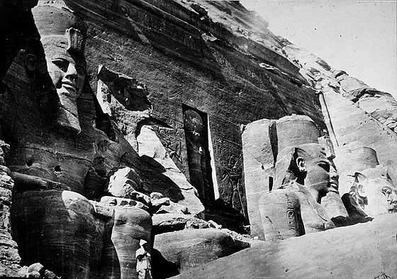 El traslado de Abu Simbel. La mayor proeza de ingeniería de la historia. (3/6)